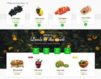 Narito web design