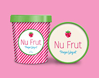 Nu Frut Froyo Container