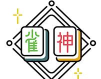Banana Cup Mahjong game Main title