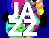 JAZZ festival Posters