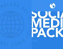 Social Media Pack | Cultural Inglesa del Centro