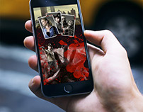 Apple: Walking Dead iAd