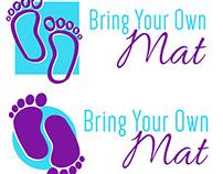 Bring Your Own Mat logos