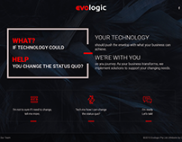 Evologic home page