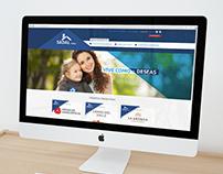 Sitio Web - Sadal Puebla