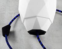 Luminária 3D Print