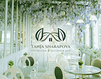 Brand Identity - Tanja Sharapova