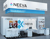 NEEVA Booth project