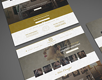 Webdesign (Alessio Parigianno)