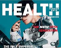 Health Fashion Goth Publication (magazine)