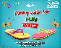 Servis Fun and Learn (facebook content)