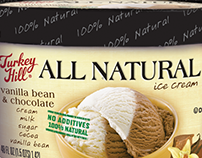 Turkey Hill All Natural Ice Cream Launch