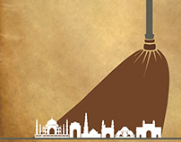 Swachh Bharat - Poster Design.