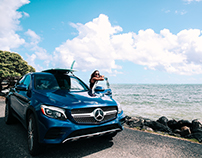 Surf Story for Mercedes-Benz