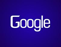 Google New Logo Restyled
