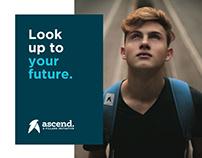 Ascend. A Pillars Initiative | Visual Identity