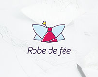 Robe de Fée (Dress store Branding)