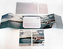 AMEX Platinum Card invitation pack