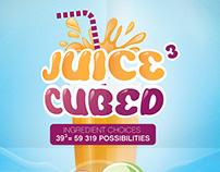 Juice Cubed