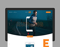 EveryZone — Landing Page Concept