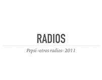 PEPSI otros radios 2011