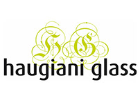 Haugiani glass - Design logo and brochure etc.