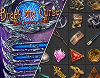 UI / Illustration - Break the Curse