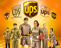 UPS 2019 New Uniform Campaign