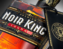 Noir King Cognac - The Harlem Renaissance