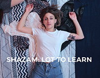 Shazam: Lot to Learn - A Short Film