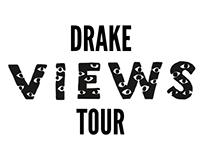 Drake Views Tour - Concept / Design