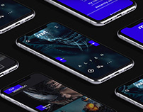 Daily UI - VOD Navi