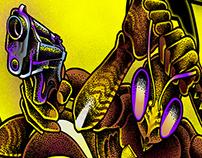 RUSH. Wu-Tang Clan Bee