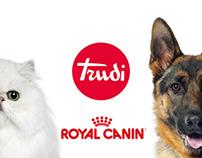 Promo Trudi - Royal Canin Italy