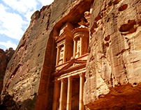 Jordan: Petra and Wadi Rum