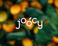 Joocy / Brand identity
