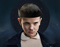 Eleven / Stranger Things
