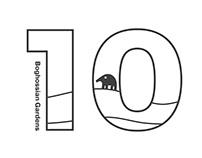 visual identity for #BG10
