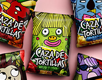 Caza De Tortillas
