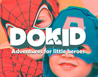 DOKID adventures for little heroes