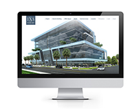 188 Aventura Centre Website Design