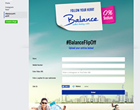 Balance Facebook App Development