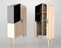 Tilbo Storage Unit