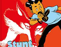 Stuntvlogger Sam, children's book, age 11 and up
