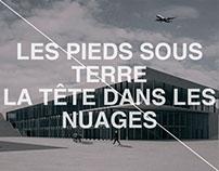 Centre de Formation des métiers de l'aérien // Thesis