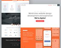Aplos Innovations - Website