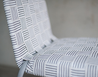 monochrome chair