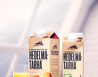 Valio Hedelmätarha juice