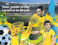 World Cup 2014 magazine