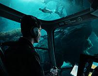 Underwater Helicopter